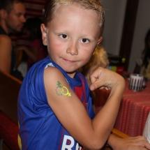 LittleBerry - Trblietavé tetovanie
