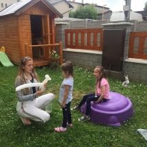 LittleBerry - Modelovanie balónov