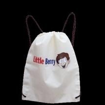 Little Berry batoh - kremovy
