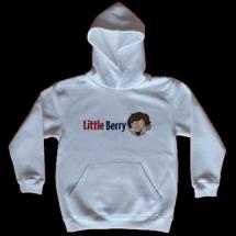 Little Berry mikina - biela