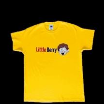 LittleBerry - Tričko-oranžovo-žlta